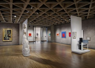 Grand Celebration Of Renovated And Expanded Art Gallery