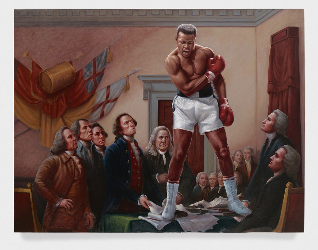 Art Calendar Yale : Gallery talk titus kaphar
