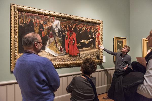 Art Calendar Yale : Highlights tour yale university art gallery