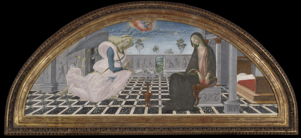 Art Calendar Yale : Gallery talk one curator work neroccio de landi s