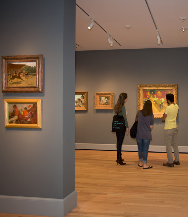 Art Calendar Yale : Gallery reopening members and alumni preview