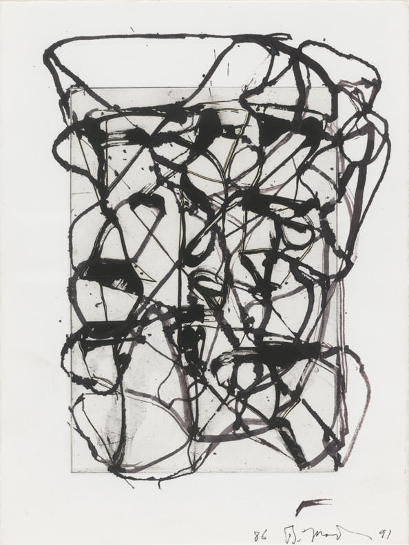 what is a line drawings from the collection yale university art