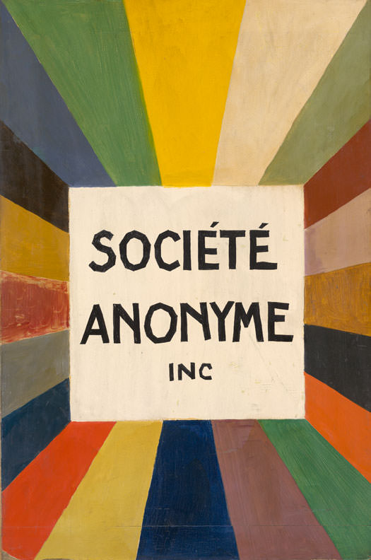 Art Colleges In New York >> The Société Anonyme: Modernism for America | Yale ...