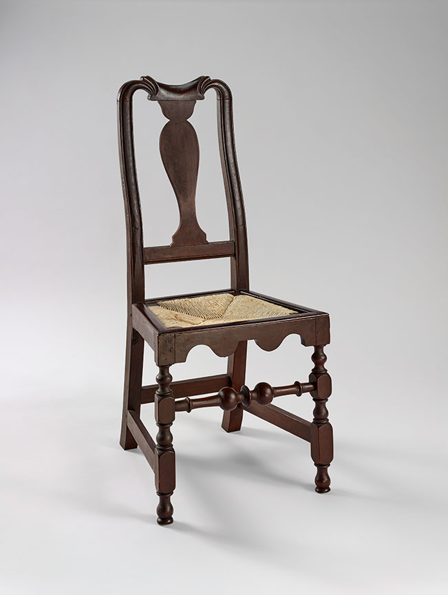 Side Chair, Probably Newport, 1730u201360. Maple. Yale University Art Gallery,  Gift Of Anne H. And Frederick Vogel III, In Memory Of Mary And John Walton  ...