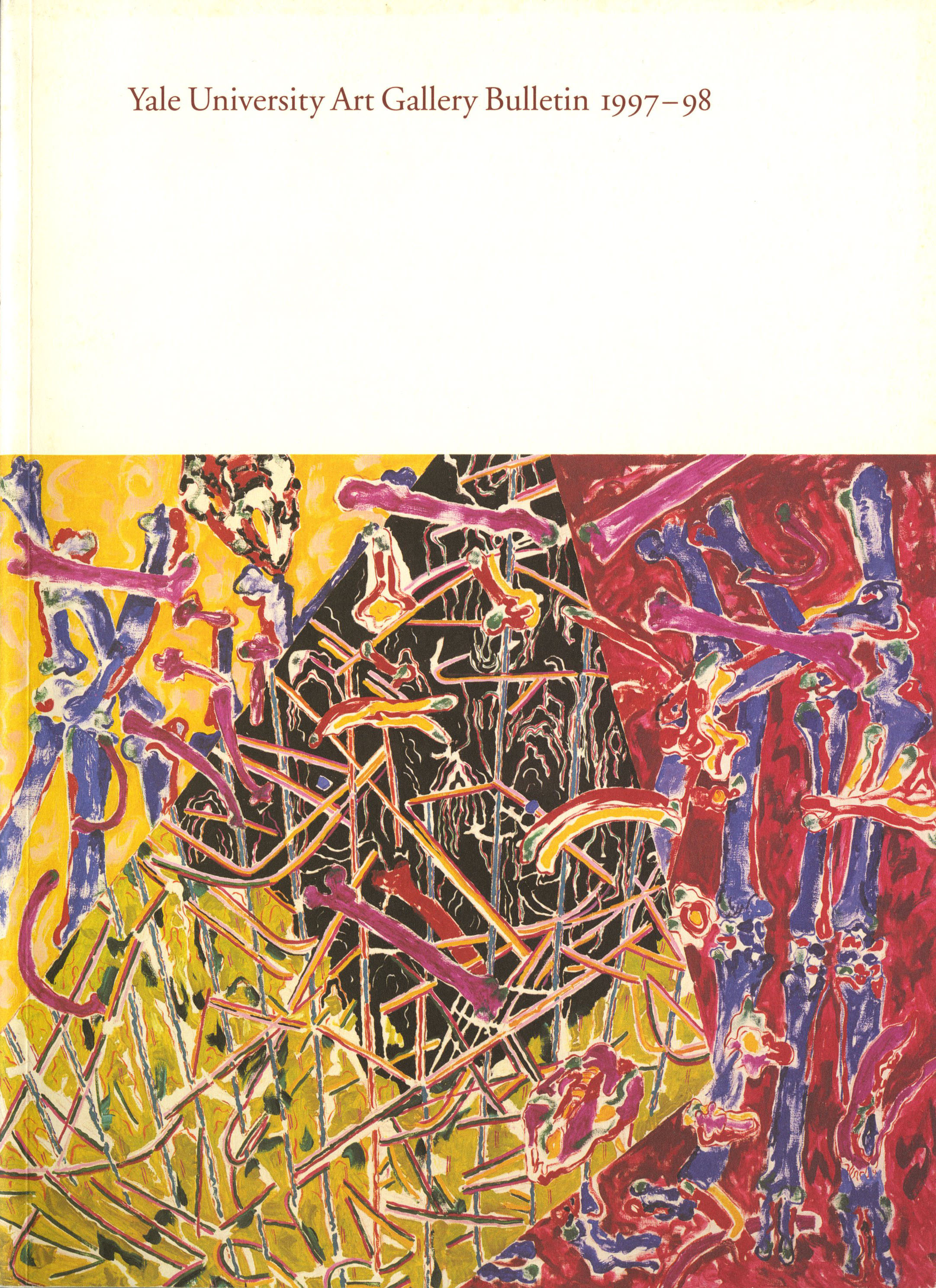 Yale University Art Gallery Bulletin 1997 98 Yale