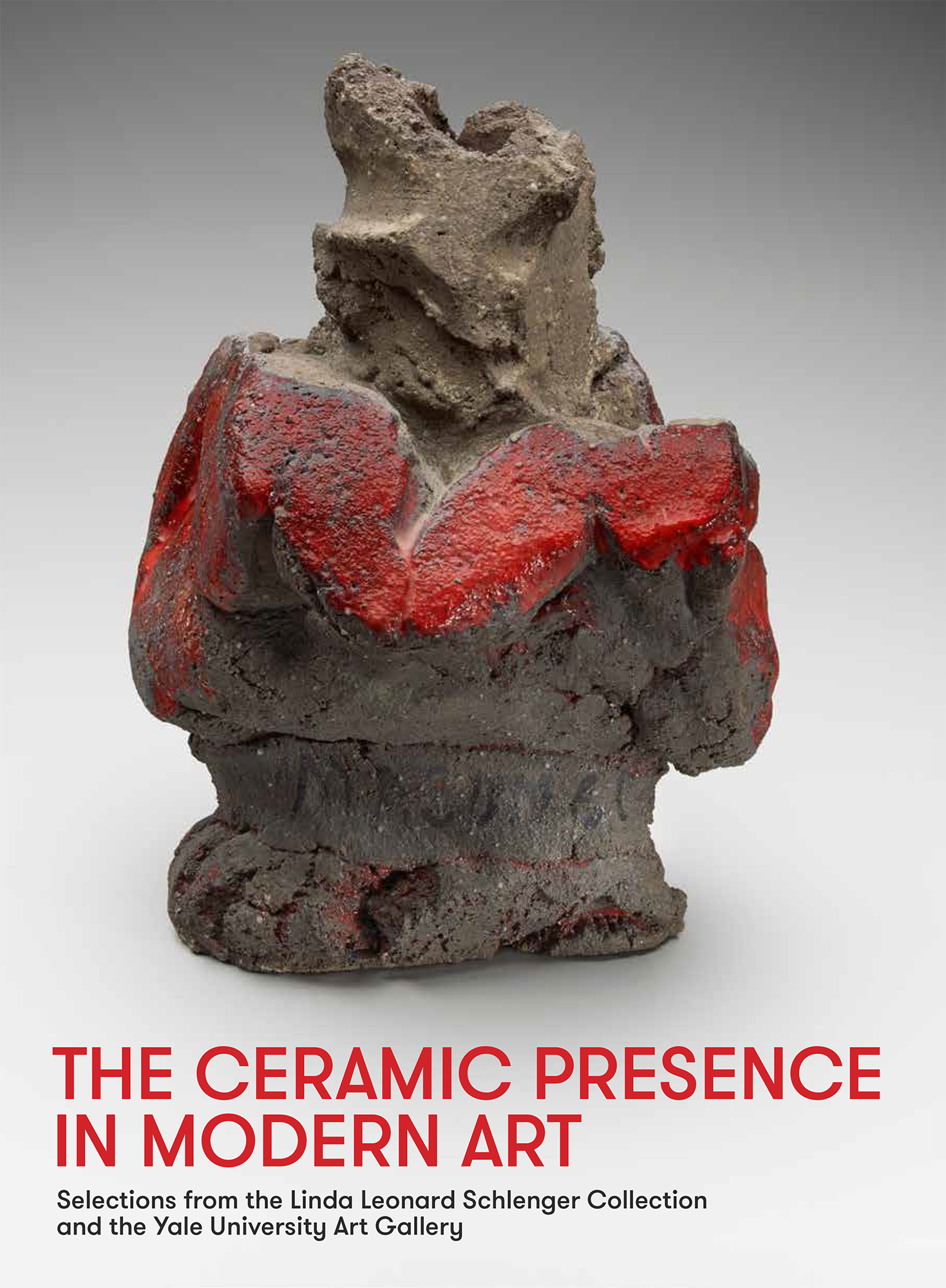 the ceramic presence in modern art  selections from the
