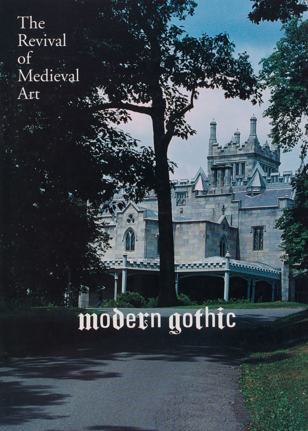Modern Gothic The Revival Of Medieval Art Yale
