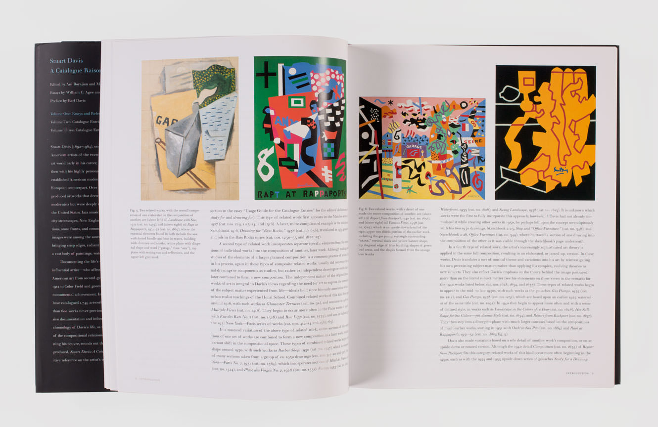 Graphic Work and Related Paintings With a Catalogue Raisonne of the Prints Stuart Davis