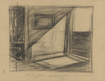 Gallery Acquires Important Edward Hopper Drawings