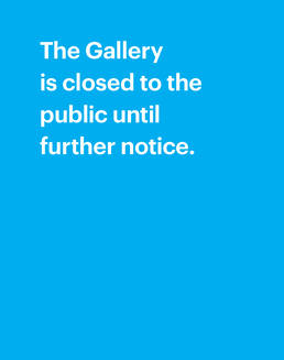 Gallery Closed to the Public