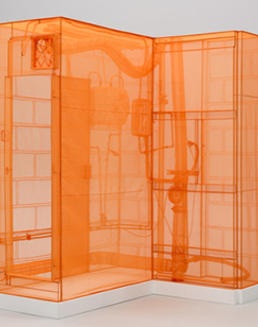 Do Ho Suh: Boiler Room, London Studio
