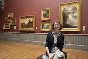 Meet the Gallery's New Director, Stephanie Wiles