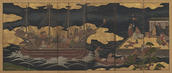 Arrival of the Europeans, Japan, Edo period (1615–1868), early 17th century