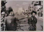Eddie Adams, Street Execution of a Viet-Cong Prisoner, Saigon, February 1, 1968, 1968, printed later. Gelatin silver print. Yale University Art Gallery, The Heinz Family Fund. © Eddie Adams
