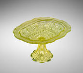 Attributed to Boston and Sandwich Glass Works, Compote, Sandwich, Mass., 1845–55