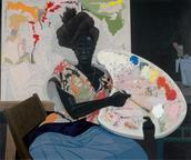 Kerry James Marshall, <em>Untitled</em>, 2009.