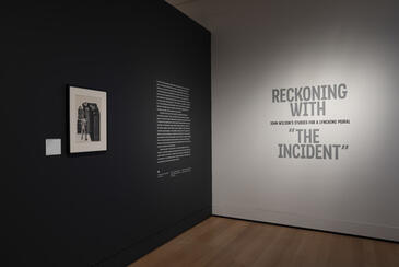 """Reckoning with """"The Incident"""" E-Resource"""